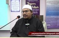 Yayasan Ta'lim: Tafsir Al-Qur'an Juz 3 (Ibn Kathir) [09-06-15]