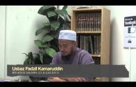 Yayasan Ta'lim: Riyadus Salihin [23-07-13]
