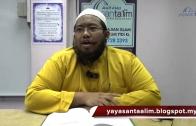 Yayasan Ta'lim: Adab-Adab Muslim [09-08-16]