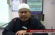 Yayasan Ta'lim: Al Iqna' (Taharah) [01-03-17]