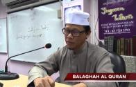 Yayasan Ta'lim: Ilmu Balaghah Al Quran [04-09-15]