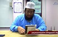 Yayasan Ta'lim: Jadilah Salafi Sejati [11-07-17]