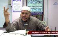 Yayasan Ta'lim: Kelas Sahih Muslim [13-08-17]
