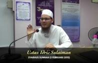 Yayasan Ta'lim: Syarhus Sunnah [01-02-15]