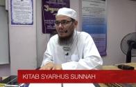 Yayasan Ta'lim: Syarhus Sunnah [31-05-15]