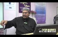 Yayasan Ta'lim: Tafsir Maudhu'ie [21-12-13] (Surah Al Baqarah)