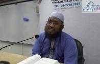 Yayasan Ta'lim: Tahqiq Al Tauhid: Kitab Al Daa' Wad Dawaa' [20-08-2019]