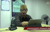 Yayasan Ta'lim: Talbis Iblis [13-08-16]