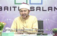 20191219 Ustaz Muhammad Fahmi Rusli : Syarah Mukhtasar Zadul Maad