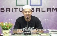 20200201 Ustaz Mohamad Azraie : Keberkahan Di Majlis Ilmu