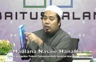 20200202 Us. Nasaie Hanaffie : Syarah Kumpulan Tulisan Tazkiyatun Nafs Syeikhul Islam Ibn Taimiyah