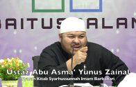 20200207 Ustaz Abu Asma' Yunus Zainal : Syarah Kitab Syarhussunnah Imam Barbahari