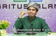 20200208 Ustaz Muhammad Amir Farhan : Batiniah, Syariat, Makrifat, Hakikat, Tariqat