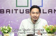 20200216 Ustaz Yasir Ramlee : Rasul SAW Berkisah Tentang Syurga & Neraka