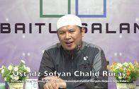 20200217 Ustadz Sofyan Chalid Ruray : Berguru Kepada Ahlu Kalam ?