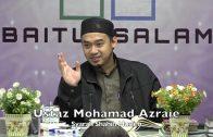20200303 Ustaz Mohamad Azraie : Syarah Shahih Muslim