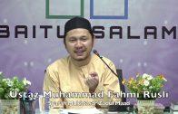 20200305 Ustaz Muhammad Fahmi Rusli : Syarah Mukhtasar Zadul Maad