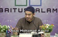 20200310 Ustaz Mohamad Azraie : Syarah Shahih Muslim