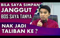 """Bro Firdaus Wong – """"Saya Simpan Janggut Sebab Nak Ikut Sunnah Nabi"""""""