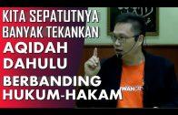 Bro Lim Jooi Soon ~ Utamakan Aqidah Berbanding Hukum-hakam Kepada Anak-anak