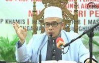 Dr.Maza- Bawa Obor Perjuangan Agama Ini Sehingga Akhir Hayat