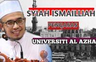 DrMAZA | Tarikat Ismailiah Pengasas Universiti Al Azhar???