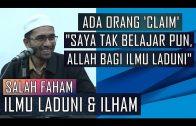 DR ROZAIMI RAMLE ~ Salah Memahami ILMU LADUNI & ILHAM