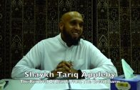 20200103 Shaykh Tariq Appleby : The Removal Of Blame From The Great Imams