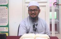 Ustaz Ahmad Hasyimi : Merokok Di Tanah Haram