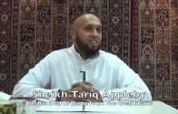 20191129 Sheikh Tariq Appleby : The Removal Of Blame From The Great Imams