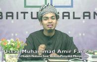 [RINGKAS] 20200126 Ustaz Muhammad Amir Farhan : Panduan Dari Hadith Nabawi Saat Wabak Menyerang!