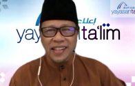 Yayasan Ta'lim: Erti Kehidupan [20-06-2020]