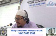 Yayasan Ta'lim: Ringkasan Sahih Muslim [01-07-2020]