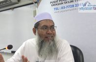 Yayasan Ta'lim: Riyadus Salihin [07-07-2020]