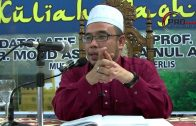 02-06-2015 DrMAZA: Hadith 40 | Hadith 05 Bidaah-bidaah Dalam Agama (siri 15)