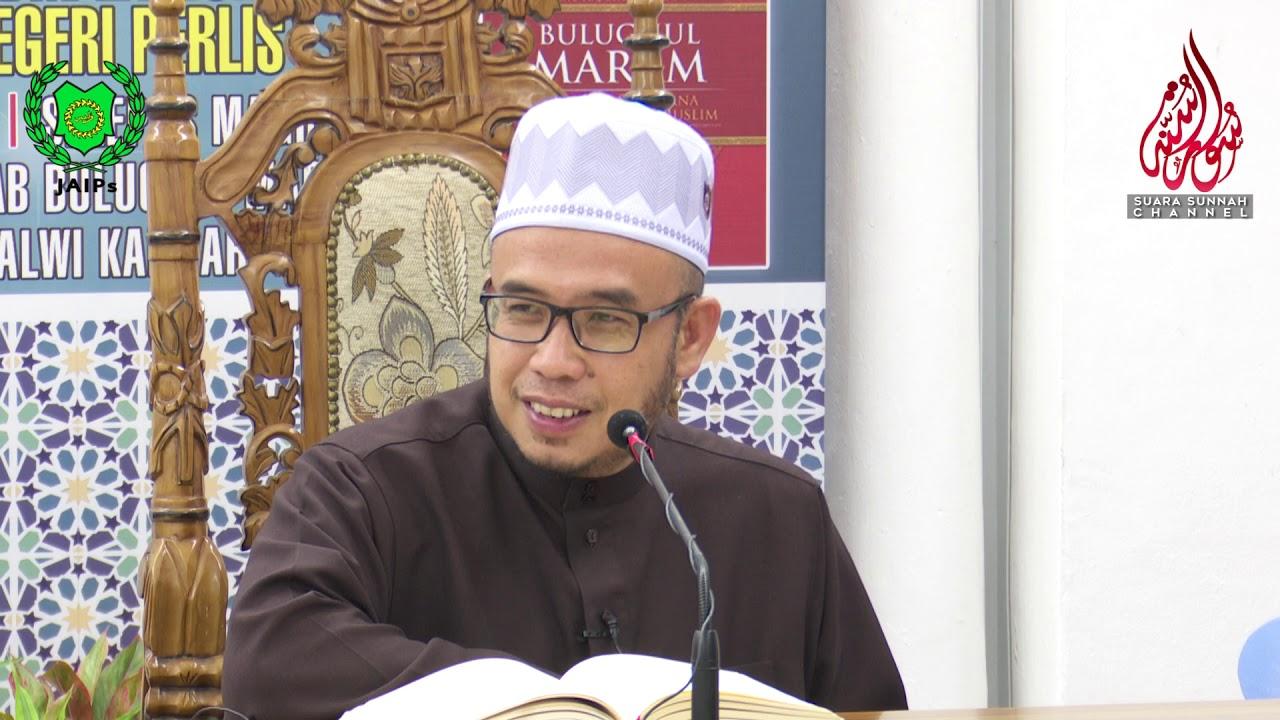 15 Ogos 2019 KULIAH KITAB BULUGHUL MARAM SIRI 72 SS Dato Dr MAZA