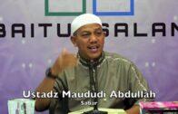20190330UMA Ustadz Maududi Abdullah : Sabar