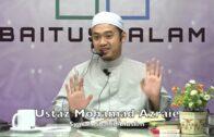 20190618 Ustaz Mohamad Azraie : Syarah Shahih Muslim