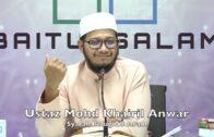 20190715 Ustaz Mohd Khairil Anwar : Syarah Bulughulmaram