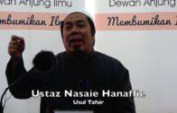 20190824 Ustaz Nasaie Hanaffie : Usul Tafsir