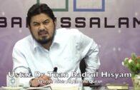 20190912 Ustaz Dr Tuan Badrul Hisyam : Syarah Tafsir Ahkam Al Quran