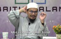 20190929 Ustaz Adli Mohd Saad : Syarah Qowaidul Mutsla(Sesi 2)