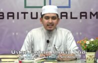 20191005 Ustaz Fashan Ahmad Ziadi : Syarah Qowaidul Mutsla Sesi Akhir