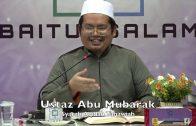 20191014 Ustaz Abu Mubarak : Syarah Aqidah Tahawiah