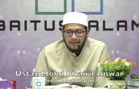 20191104 Ustaz Mohd Khairil Anwar : Syarah Bulughulmaram