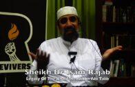 20191114 Sheikh Dr Isam Rajab : Legacy Of The Khalifah : Ali Ibn Abi Talib
