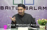 20191119 Ustaz Mohamad Azraie : Syarah Shahih Muslim