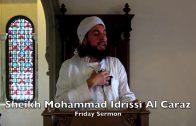 20191122 Sheikh Mohammad Idrissi Al Caraz : Friday Sermon