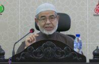22 Ogos 2019 Tadabbur Al Quran Tuan Guru Dato Dr Johari Bin Mat