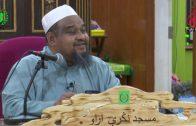 25 Ogos 2019 Wasiat Nabi Kepada Orang Mengaji Maulana Saari Bin Mustafa